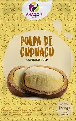 Pulpa de Cupuaçú 100g 60 unds