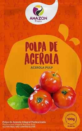 Pulpa de Acerola 100g 60 unds