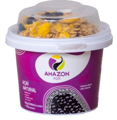 Açaí Mix natural 200g 12 unds