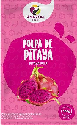 Pulpa de Pitaya 100g 60 unds