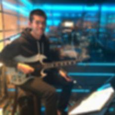 New York City guitarist Matt Wong