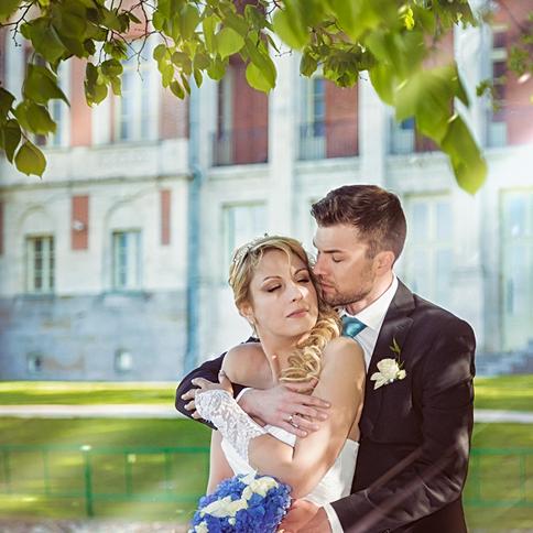 Свадебная фотография, Станислав и Дарья