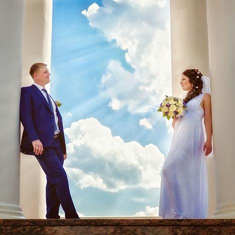 Свадебная фотосессия Юли и Макса