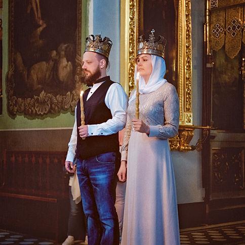 Венчание Алексея и Натальи