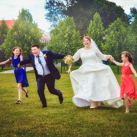 Свадебная фотосессия Екатерина и Рома