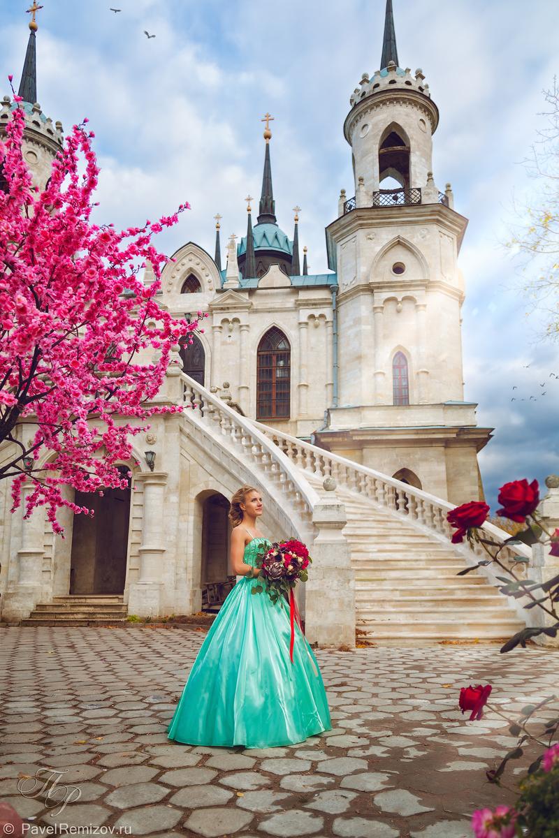 Владимирский храм, п. Быково, красивые места, свадебная фотосессия, художественное фото, фотограф Павел Ремизов