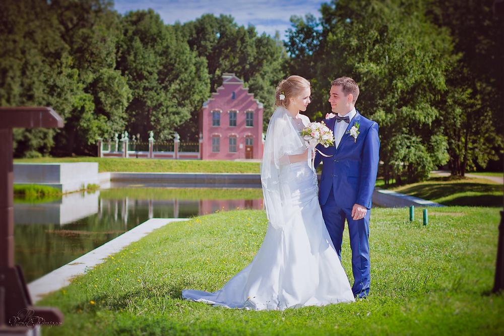 Свадебная фотосессия, Москва, Кусково, Свадебный фотограф, Павел Ремизов