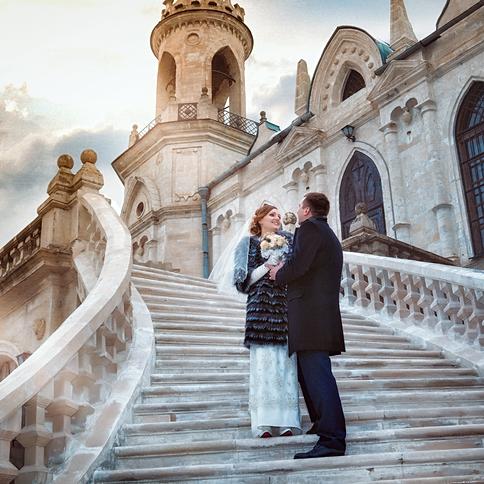 Свадебная фотография, Александр и Ирина