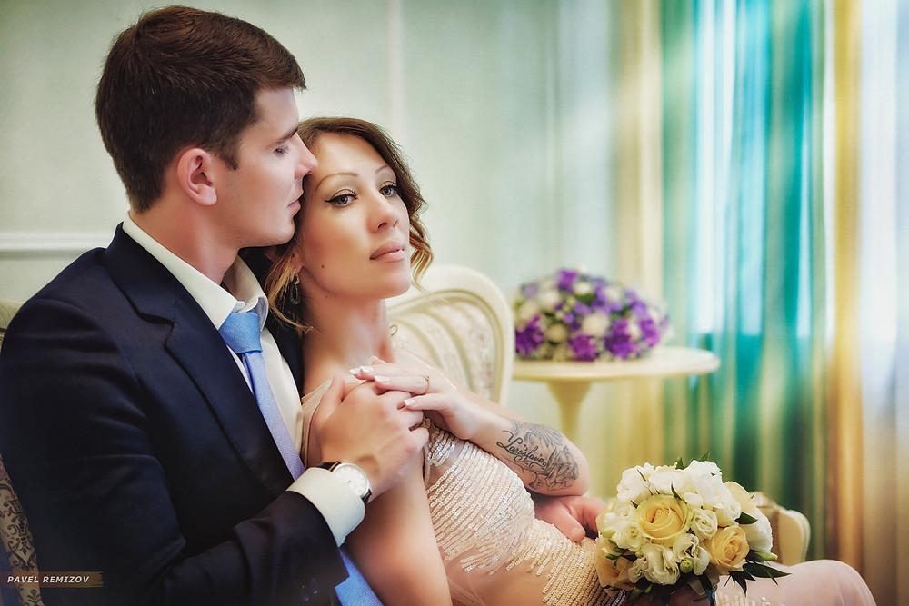 Свадьба весной, г. Жуковский, Свадебный фотограф Павел Ремизов