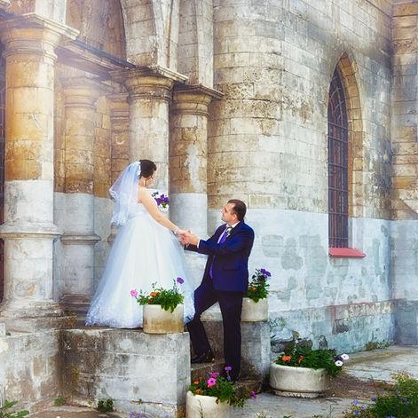 Свадебная фотосессия Екатерина и Петя
