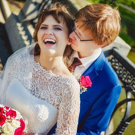 Свадебная фотосессия Мария и Олег