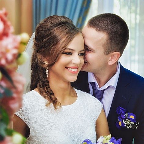 Свадебная фотосессия Анастасия и Михаил
