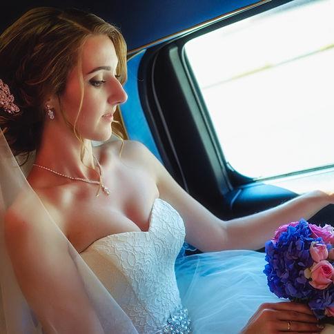 Свадебная фотосессия Кристины и Дениса