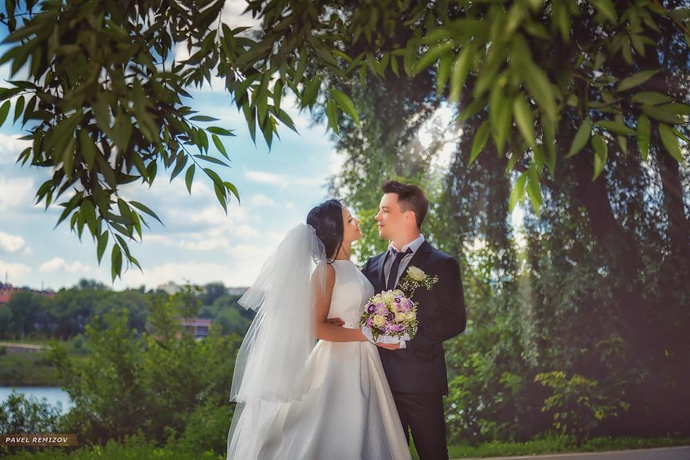 Свадебное фото, г. Раменское, Свадебный фотограф Павел Ремизов