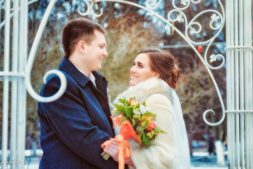 Свадьба в марте, Раменский ЗАГС, усадьба Быково, церковь Владимирской иконы