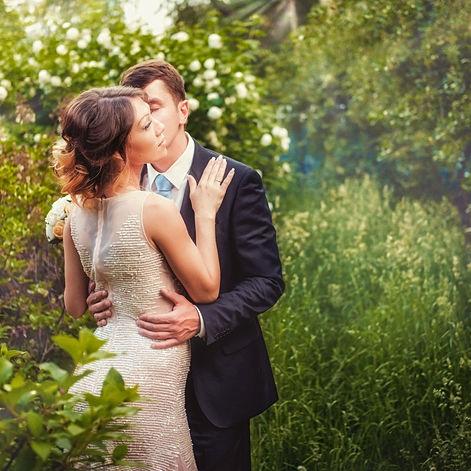 Свадебная фотосессия Марии и Ивана