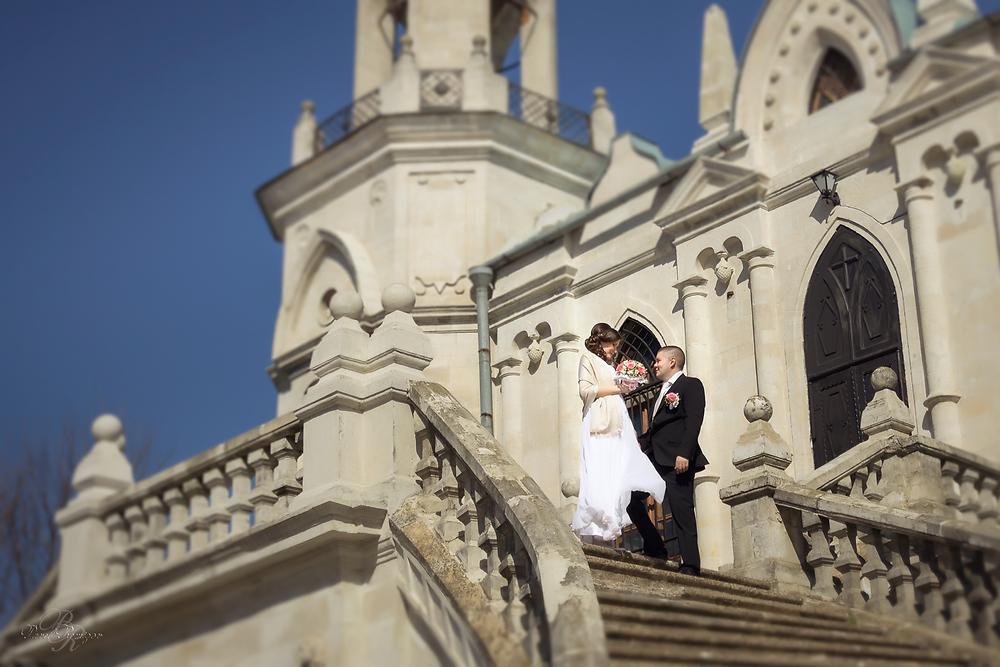 Свадебный фотограф, Павел Ремизов, свадебная фотосессия, Жуковский, храм Быково