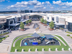 SHOPPING CENTRES WITH OUTDOOR SPACES SHOW STRONG REBOUND IN SALES