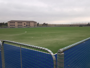 WATER WISE HOCKEY PITCH ALLOWS SCHOOL TO INTRODUCE A NEW SPORT