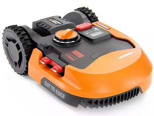 WORX FULLY  ROBOTIC LANDROID LAWN MOWER