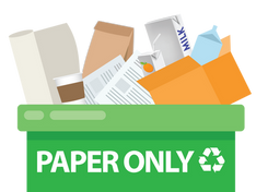 PAPER RECYCLING FOR GLOBAL RECYCLING DAY