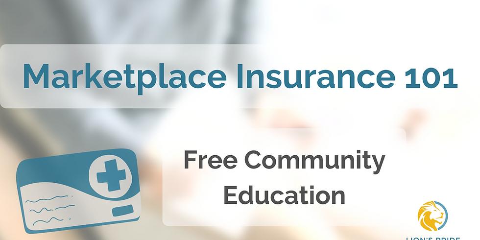 Marketplace Insurance 101
