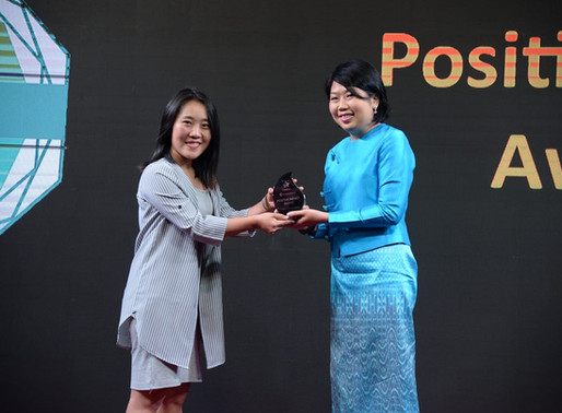 Positive Impact Award 2019