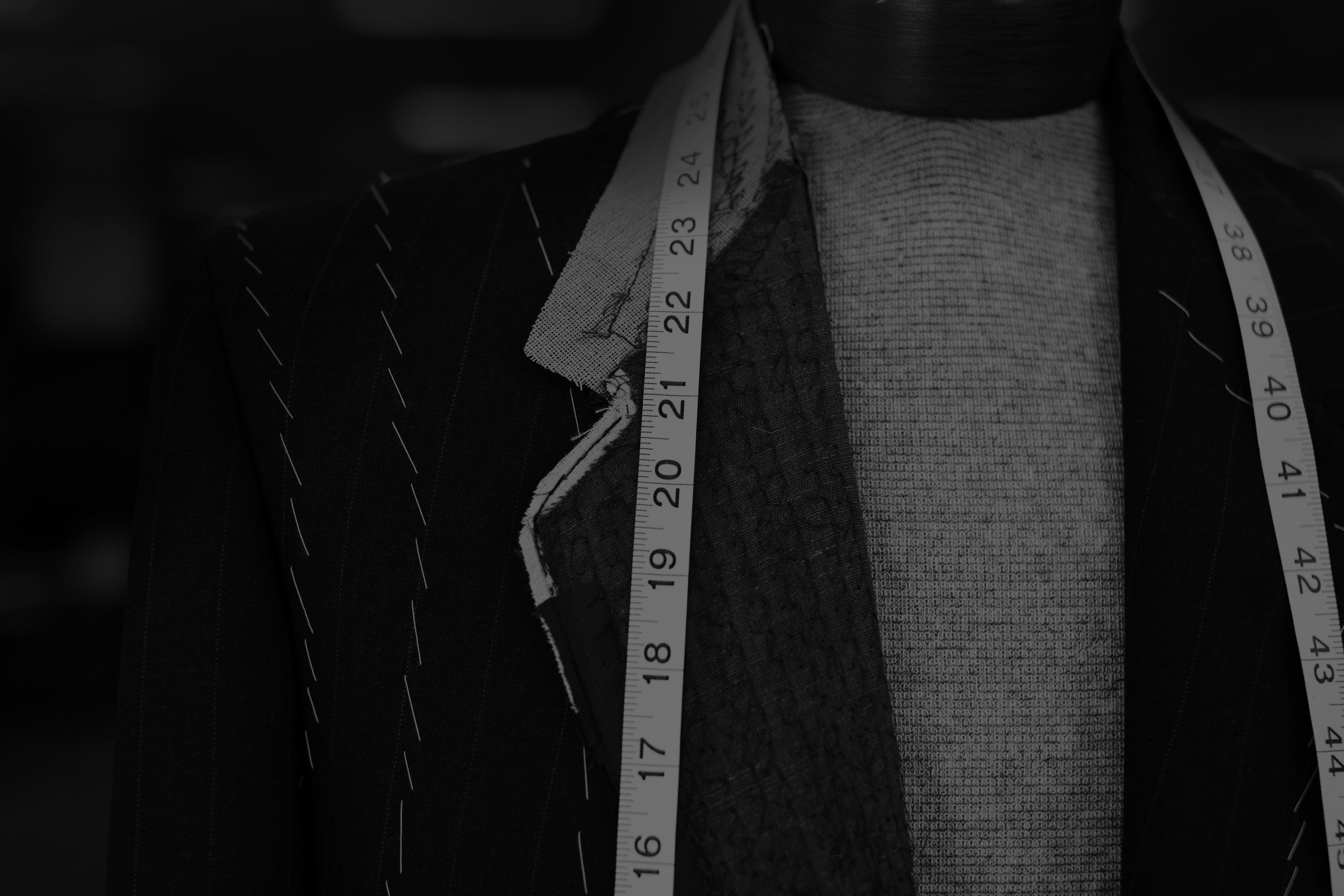 1: Suit Measure & Fit