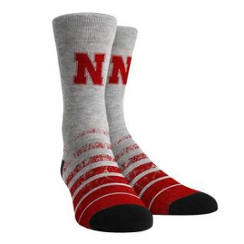 Huskers Vintage Socks