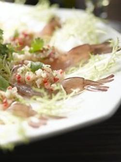 泰式河上生蝦