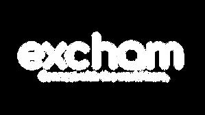White Excham logo.png