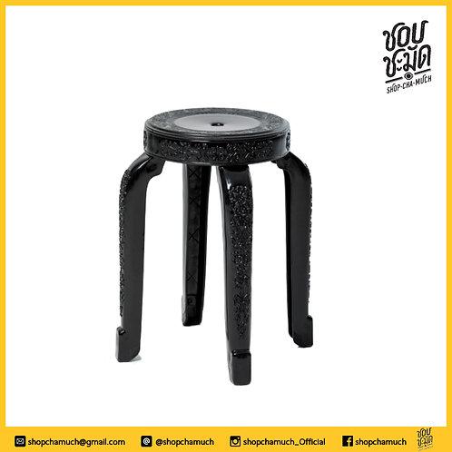 เก้าอี้ Oriental DIY สีดำ SCM002