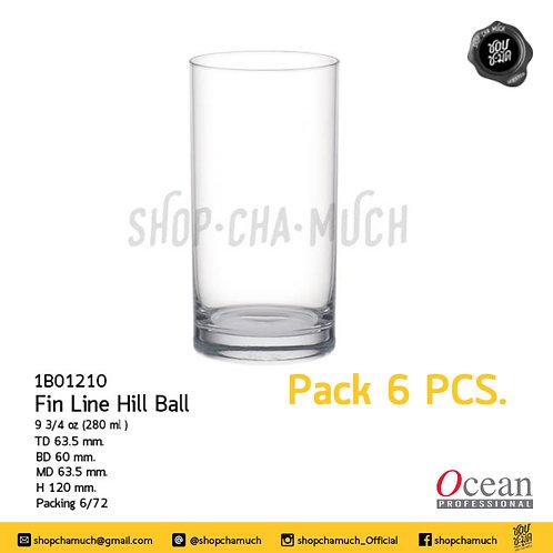 Fin Line Hill Ball9 3/4 oz. (280 ml.) Ocean 1B01210