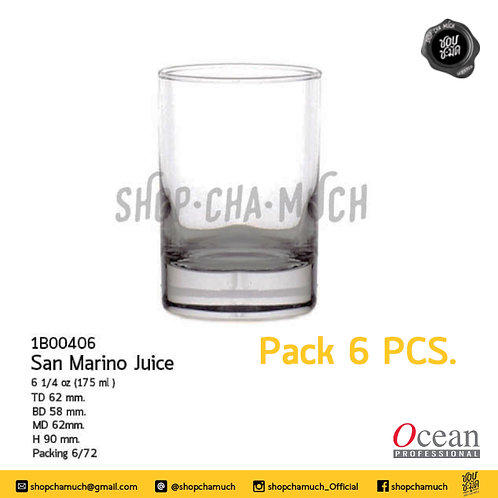 San Mario Juice 6 1/4 oz. (175 ml.) Ocean 1B00406
