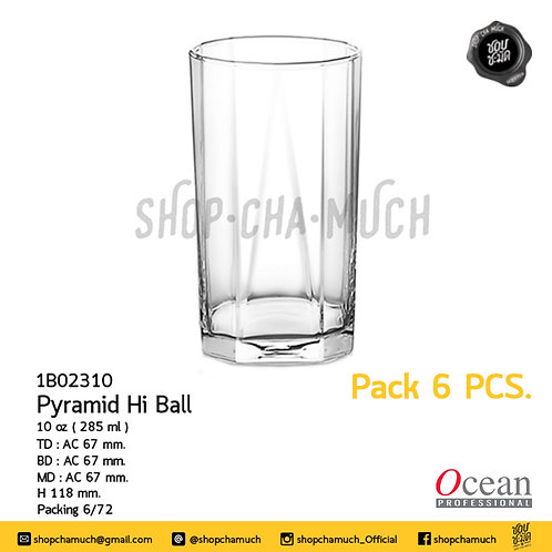 Pyramid Hi Ball  10 1/2 oz. (300 ml.) 1B02310