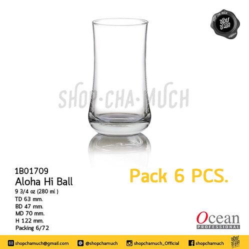 Aloha Hi Ball 9 3/4 oz. (280 ml.) Ocean 1B01709