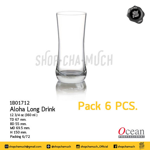 Aloha Long Drink 12 3/4 oz. (360 ml.) Ocean 1B01712