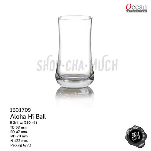 Aloha Hi Ball 1B01709  9 3/4 oz. (280 ml.)