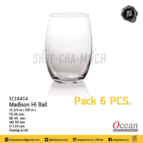 MADISON LONG DRINK 133⁄4oz. (390 ml) Ocean 1C18414