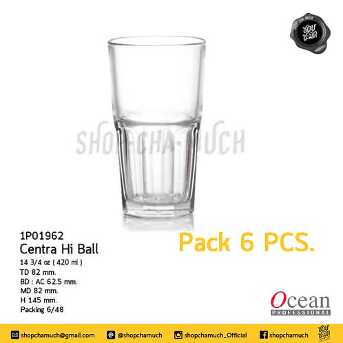 CENTRA LONG DRINK 14 3⁄4oz. (420 ml) Ocean 1P01962