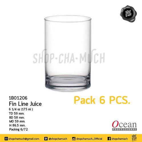 Fin Line Juice 6 1/4 oz. (175 ml.) Ocean 1B01206
