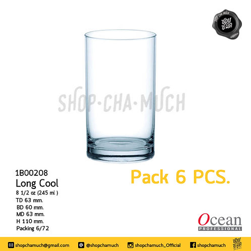 Long Cool 8 1/2 oz. (245 ml.) 1B00208