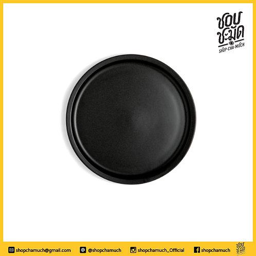จาน แอฟฟินิตี้ 10 inch ดำ SCM1401B