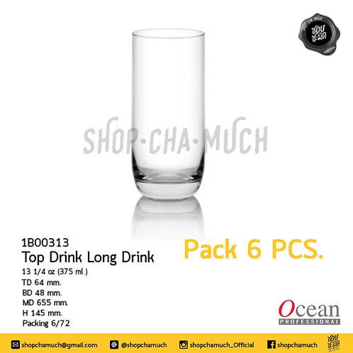 Top Drink Long Drink 13 1/4 oz. (375 ml.) Ocean 1B00313