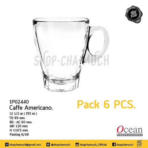 แก้ว Caffe Americano 12 1/2 oz (355 ml) Ocean 1P02440