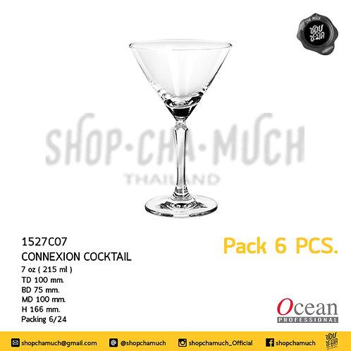 แก้ว CONNEXION COCKTAIL 7 oz. (215 ml) Pack 6 Ocean 1527C07