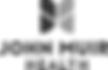 John Muir logo verticalBW.png