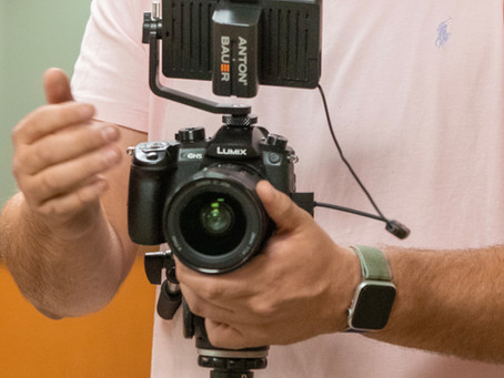Behind the Scenes with a Healthcare Videographer