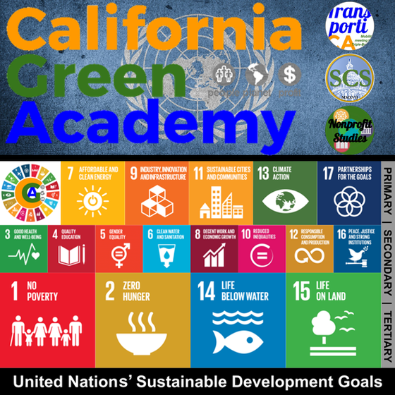 CalGreen's Board Permanently Implements the Sustainable Development Goals in all Governance