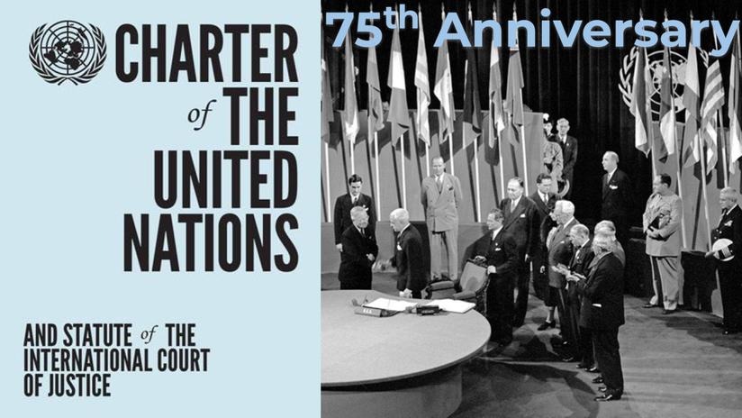 UN Charter 75th Anniversary